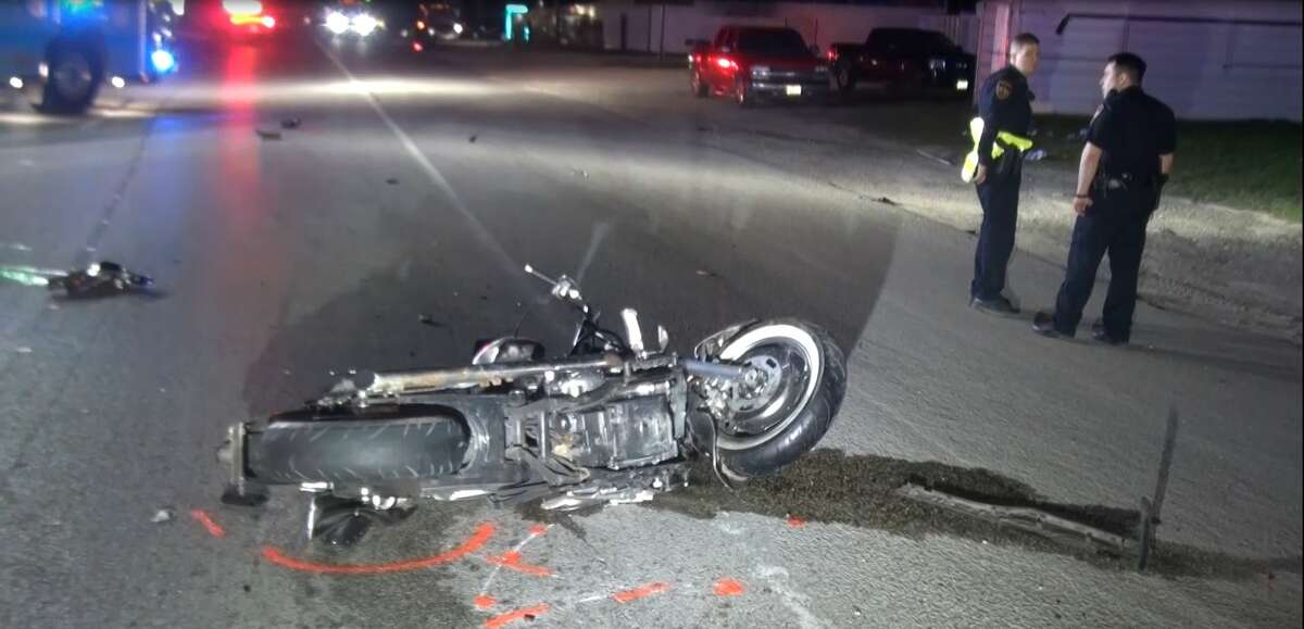 One motorcyclist died and a second motorcyclist was brought to a hospital after a crash in Montgomery County Thursday night, according to the Montgomery County Police Reporter.