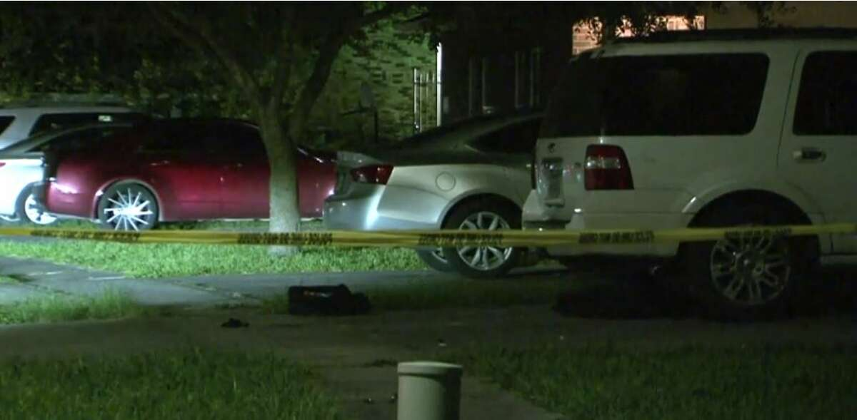 A pizza delivery man in his 50s was shot in south Houston Thursday night in what officials believe to be a set-up, according to Houston Police.