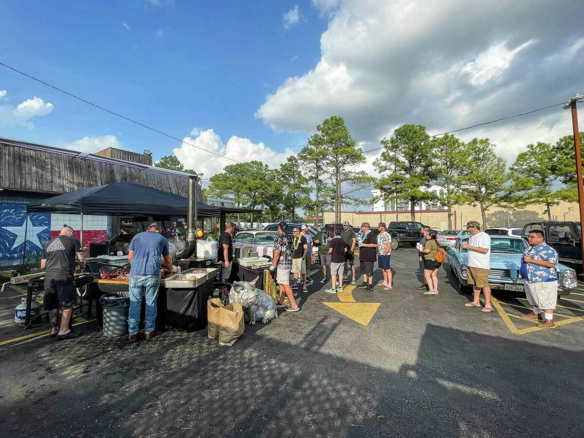 Nomad Barbecue/Piper's BBQ whole hog pop-up
