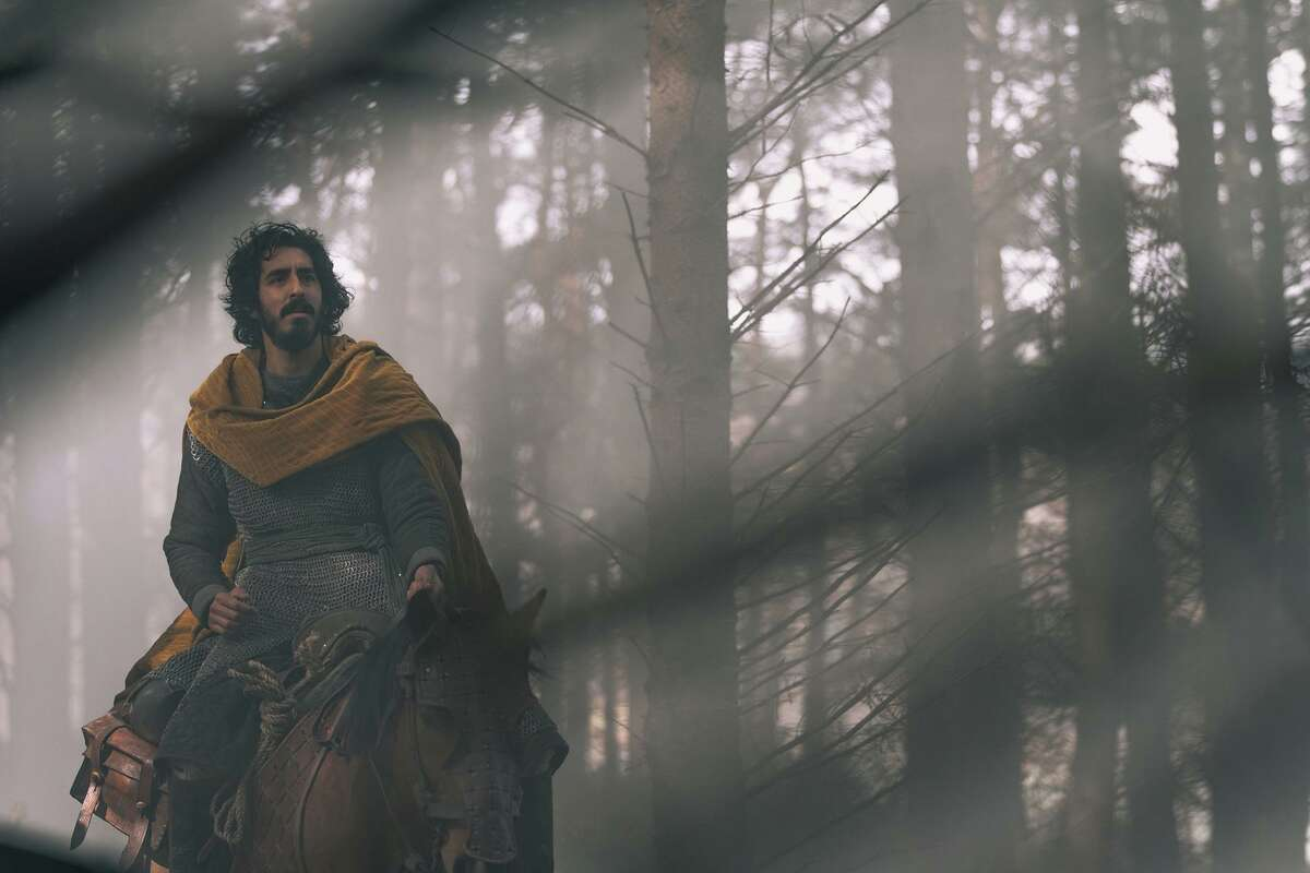 """In """"The Green Knight,"""" it's his generosity and compassion that make Sir Gawain (Dev Patel) heroic."""