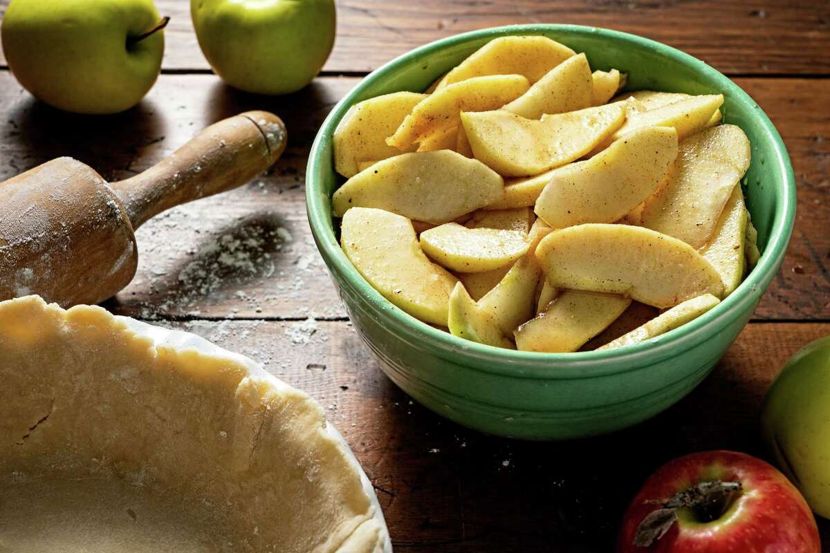 You can use any apple to make an apple pie. Full stop. However, some are better than others when it comes to flavor and texture.