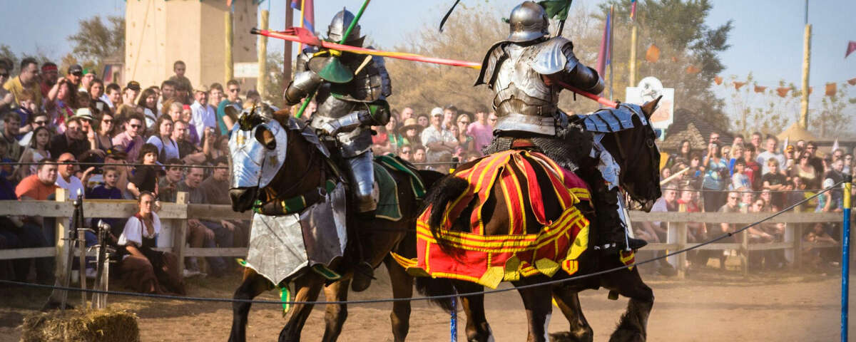 The St. Louis Renaissance Festival is taking place every weekend from Sept. 18 through Oct. 24