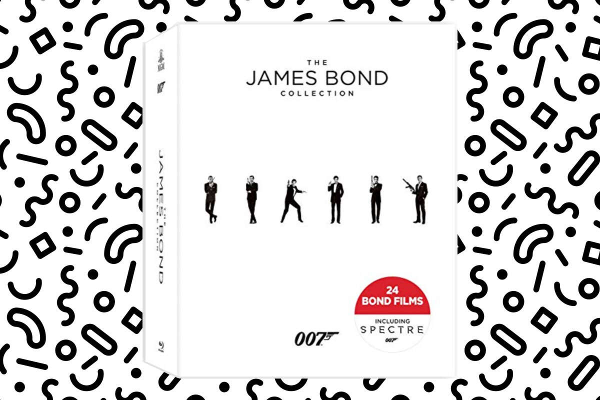 The James Bond Collection, $59.99 at Amazon