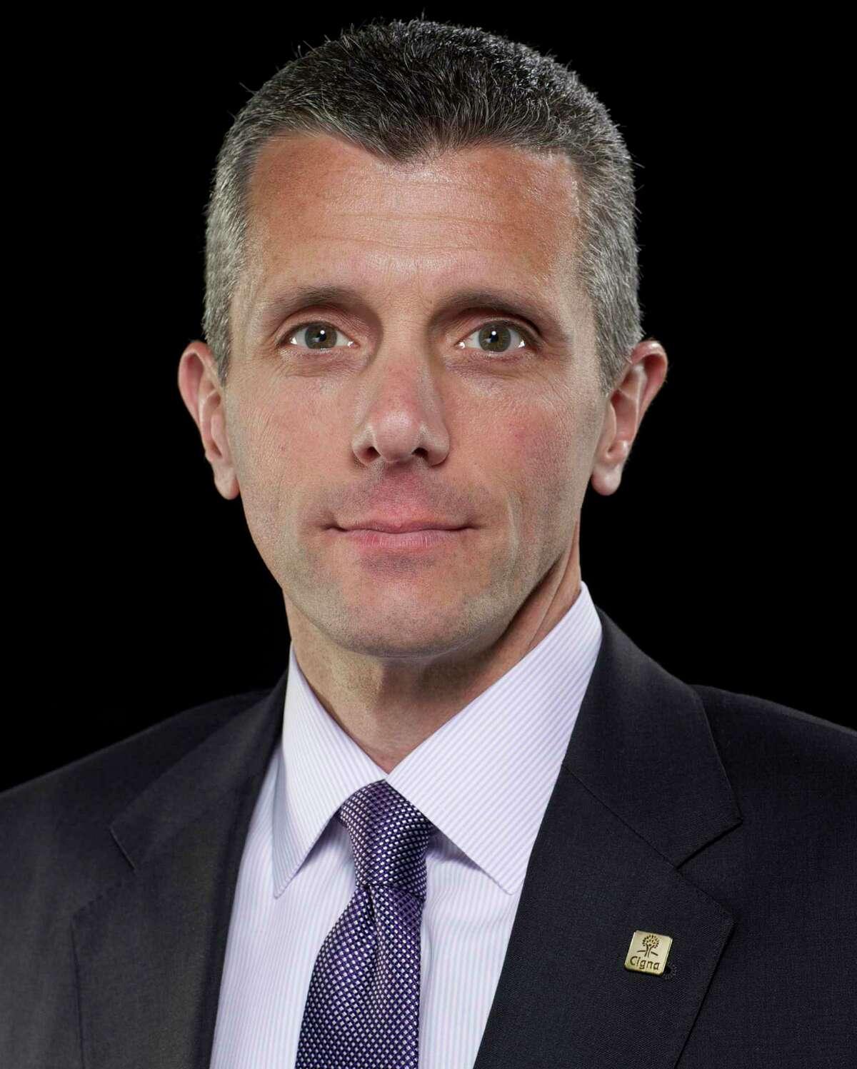 David Cordani is CEO and president of Cigna.