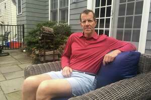 """Ivan Maisel, of Fairfield, a longtime Sports Illustrated and ESPN.com columnist, is the author of """"I Keep Trying to Catch His Eye: A Memoir of Loss, Grief and Love,"""" out in October 2021."""