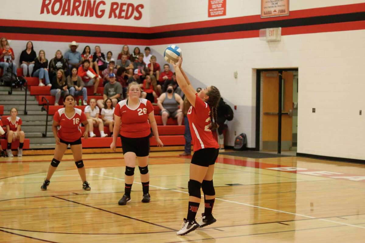 Bear Lake picked up it's first volleyball win in two years on Thursday night at Big Rapids Crossroads Charter Academy. (File photo)