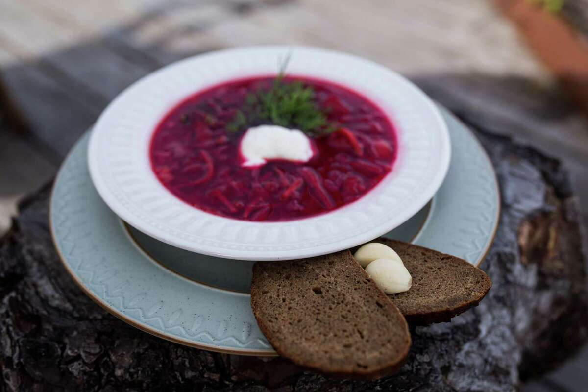 Whether people like it or not, borscht is a popular dish at Russian House #1.