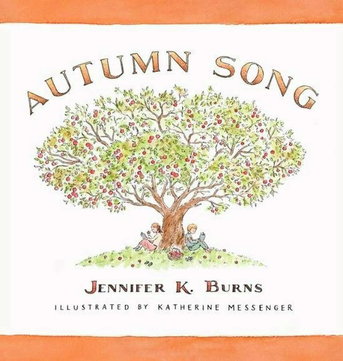 Big Rapids native Jennifer Burns recently penned a fall-themed children's book, Autumn Song. (Courtesy/Jennifer Burns)