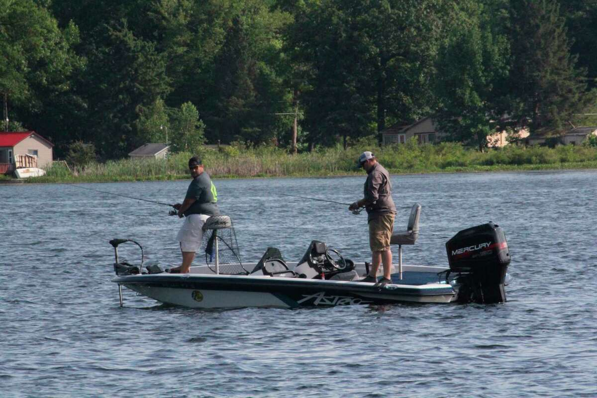 Fall fishing success continues to grow. (Pioneer photo/John Raffel)