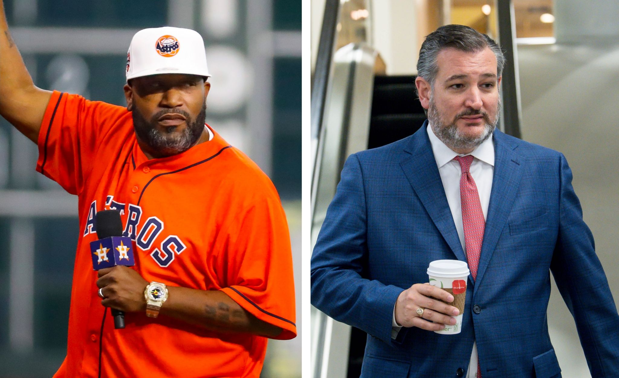 Bun B heckles Ted Cruz at Astros game: 'Where you going? To Cancun?' - Chron