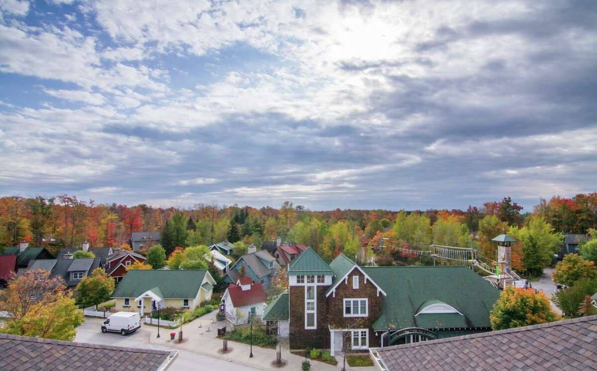 There are lots of fall activities on tap at Crystal Mountain Resort and Spa. (Courtesy Photo)