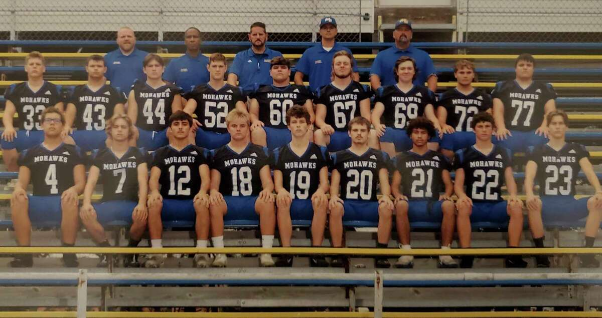 The 2021 Morley Stanwood football team has been crowned outright CSAA Silver division champions. (Courtesy photo)