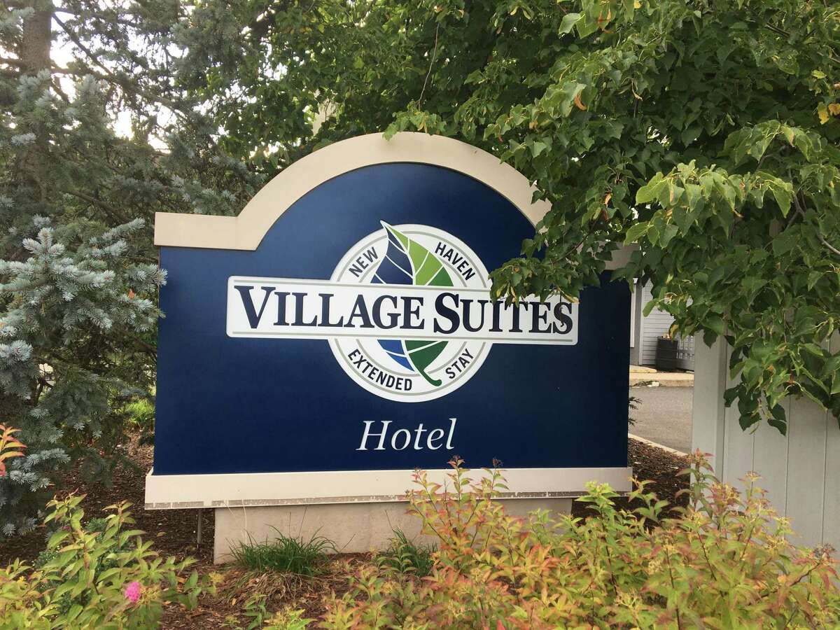 The New Haven Village Suites motel, 3 Long Wharf Drive.