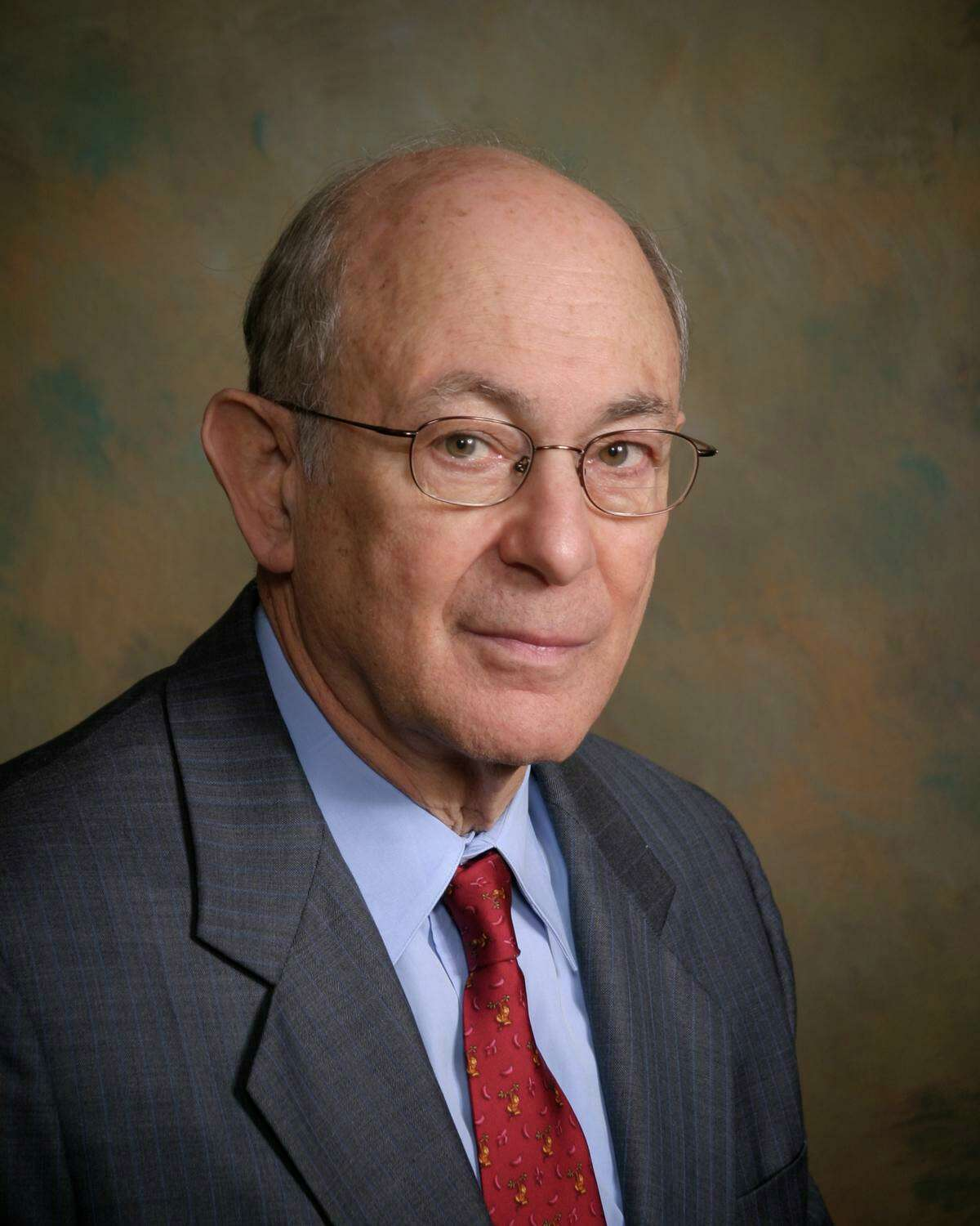 This is a photo of Dr. Robert Grossman, a neurologist who examined President John F. Kennedy's head wound at Parkland Memorial Hospital after the shooting. He is now a professor of neurology at Houston Methodist Hospital.