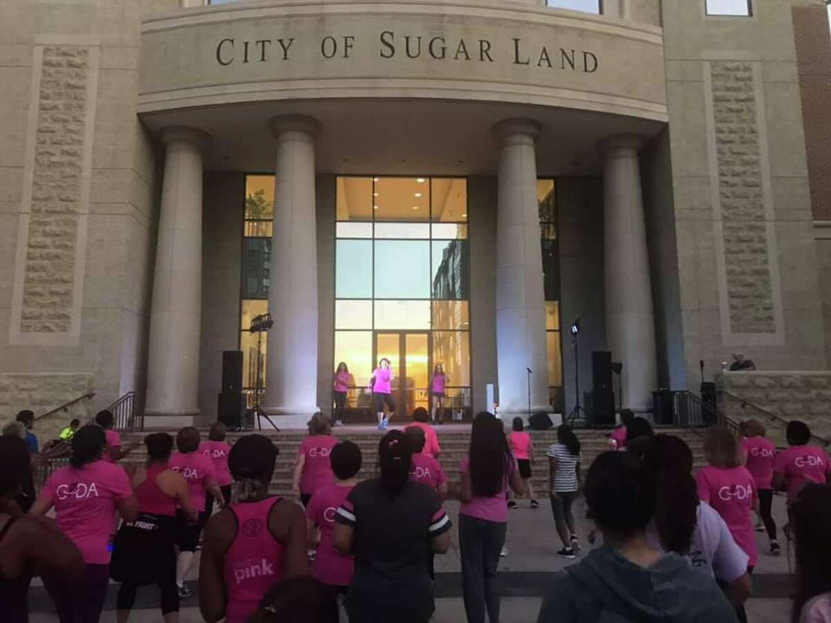 Zumba for a Cure: Party in Pink is scheduled for 7-8 p.m. Saturday, Oct. 16, at Sugar Land Town Square at Highway 6 and U.S. Highway 59. Grab your girls and join us for a free community dance-fitness Zumba class in the Plaza for Breast Cancer Awareness Month, courtesy of Cida Fitness. Attendees are encouraged to wear pink and donate to Breast Cancer Awareness at the booth on site. For more information go to https://tinyurl.com/258jvb5h.