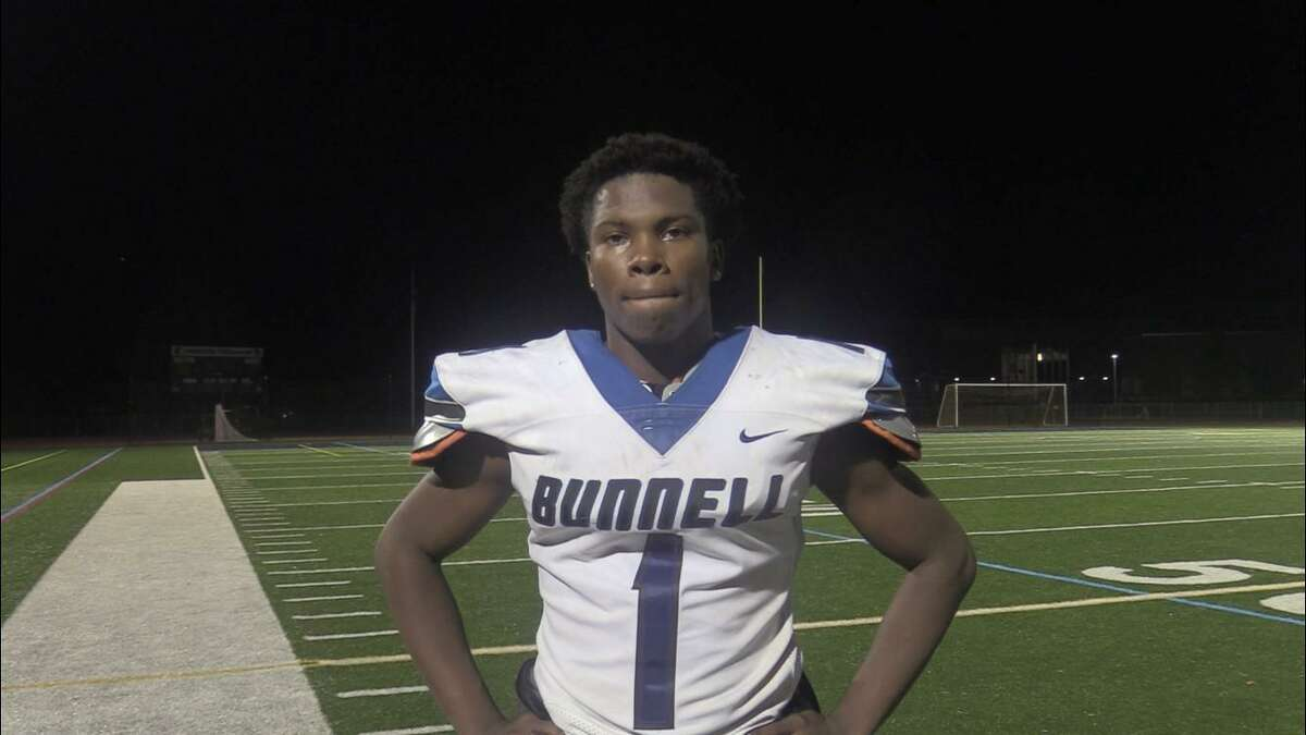 Bunnell quarterback Trey Lanham ran for two touchdowns in Friday's win over Weston.