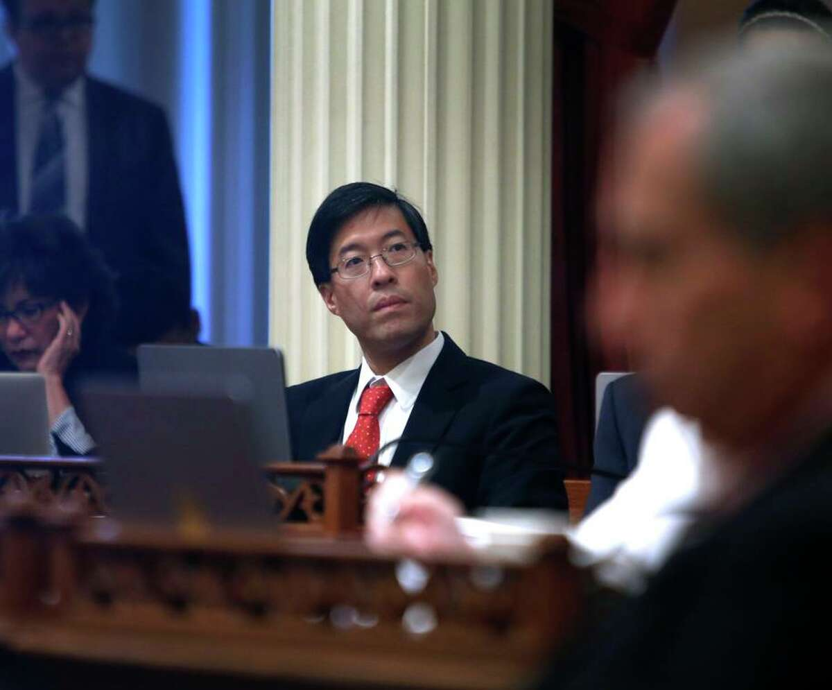 """State Sen. Richard Pan, D-Sacramento, says: """"The purpose of these laws is not to make anyone vaccinate their children, it's to keep schools safe."""""""