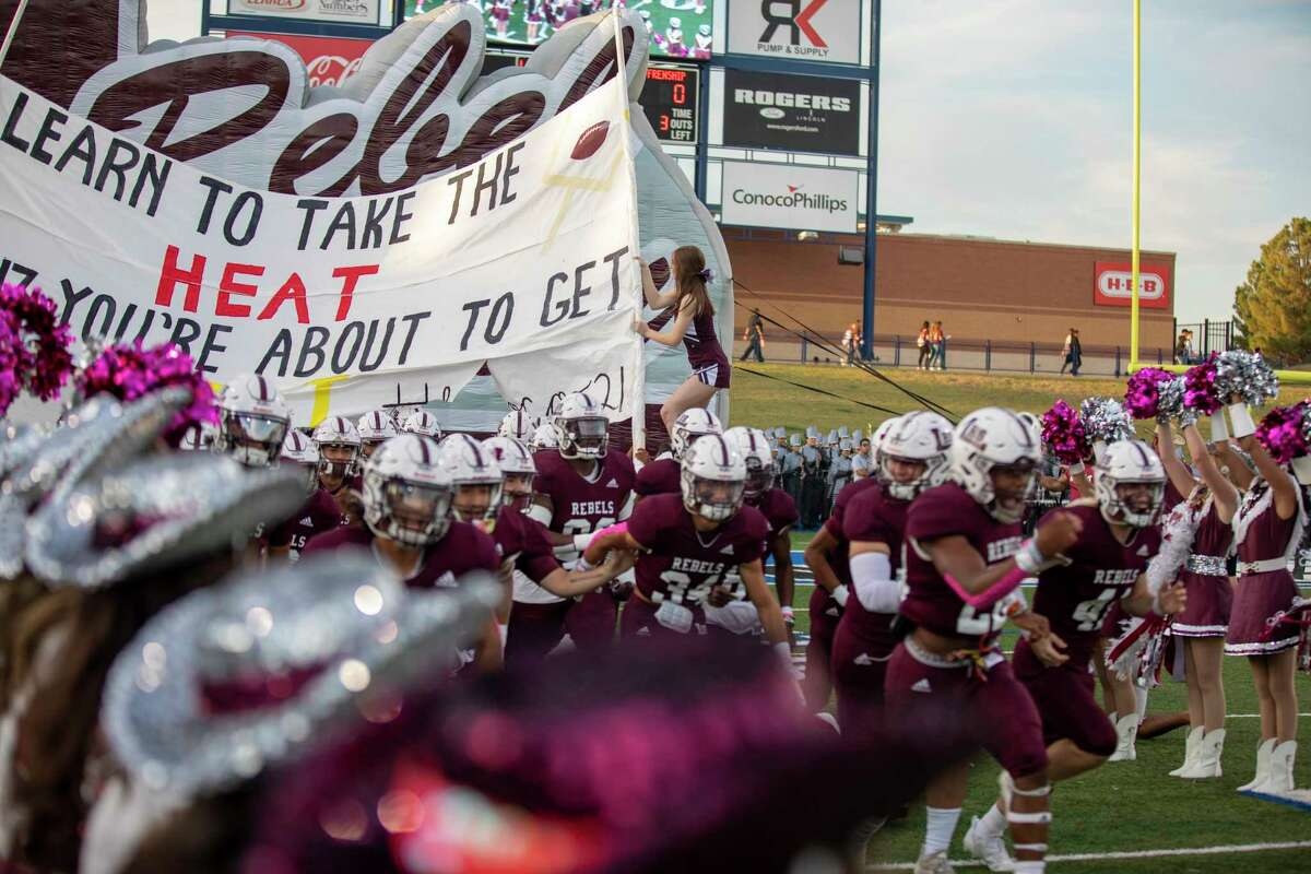Scenes from Legacy High School's homecoming Friday, Oct. 8, 2021 at Grande Communications Stadium. Jacy Lewis/Reporter-Telegram