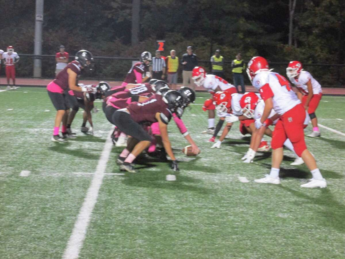 Torrington dominated Derby in a game of respect from both sides at the Robert H. Frost Sports Complex Friday night.