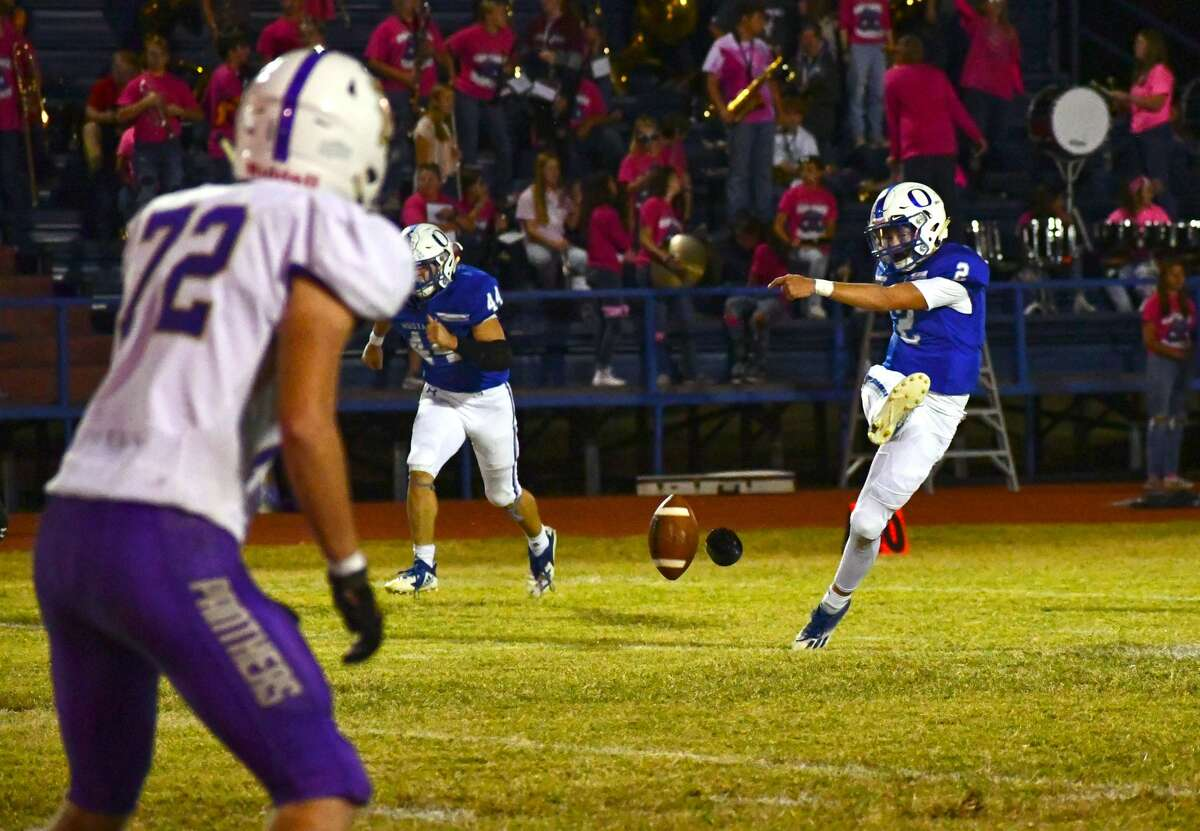 Olton hosted Panhandle in a District 1-2A Division I football game on Friday.