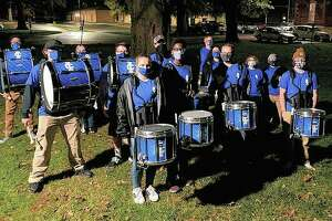 The Illinois College Drumline will open the 2021-22 Illinois College Fine Arts Series with a performance Sunday afternoon outside Rammelkamp Chapel on campus.
