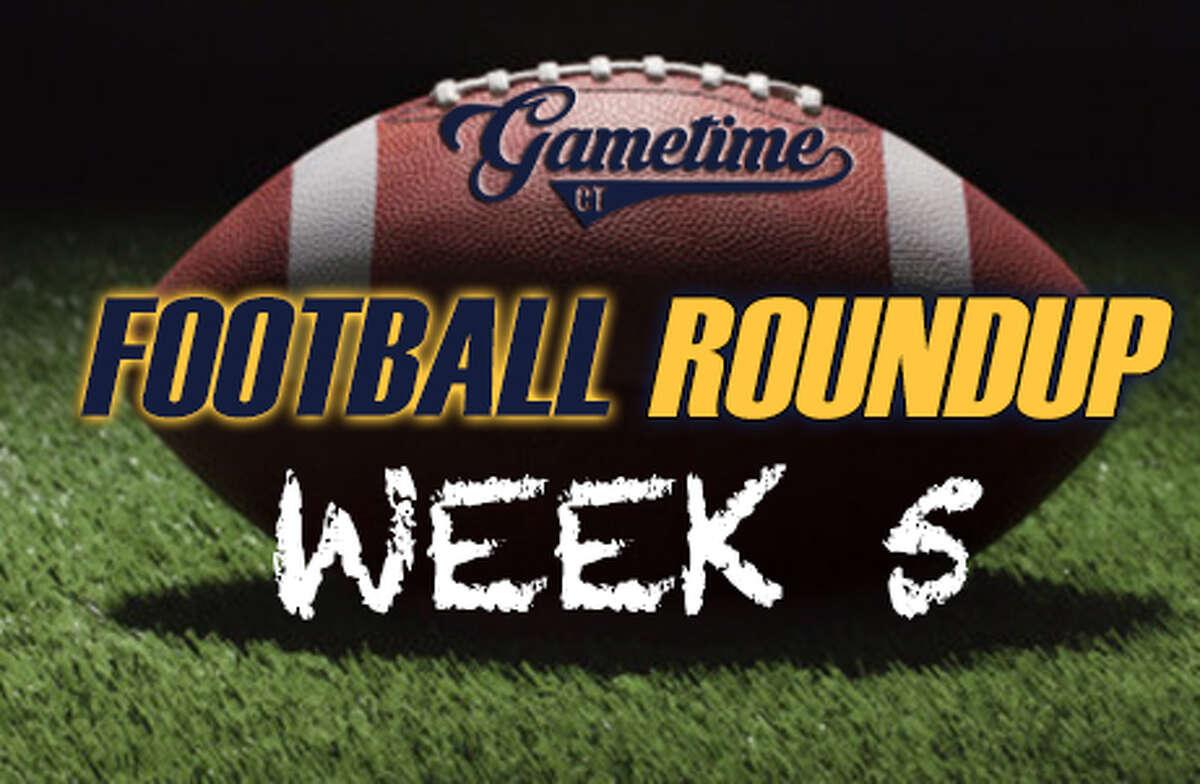 Football Roundup Week 5