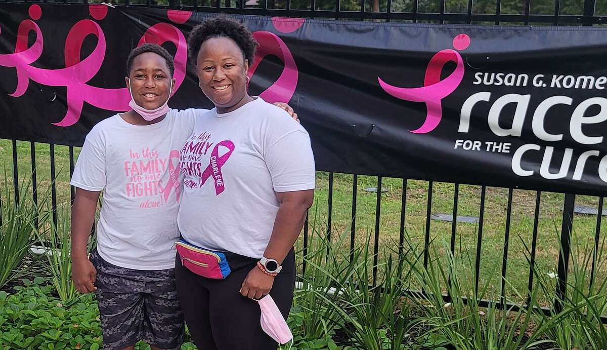 Five-year Dekaney High School coach and breast cancer survivor Charlene Bradley shares her story of perseverance. Bradley is head softball coach and found out she had breast cancer two years ago this month.