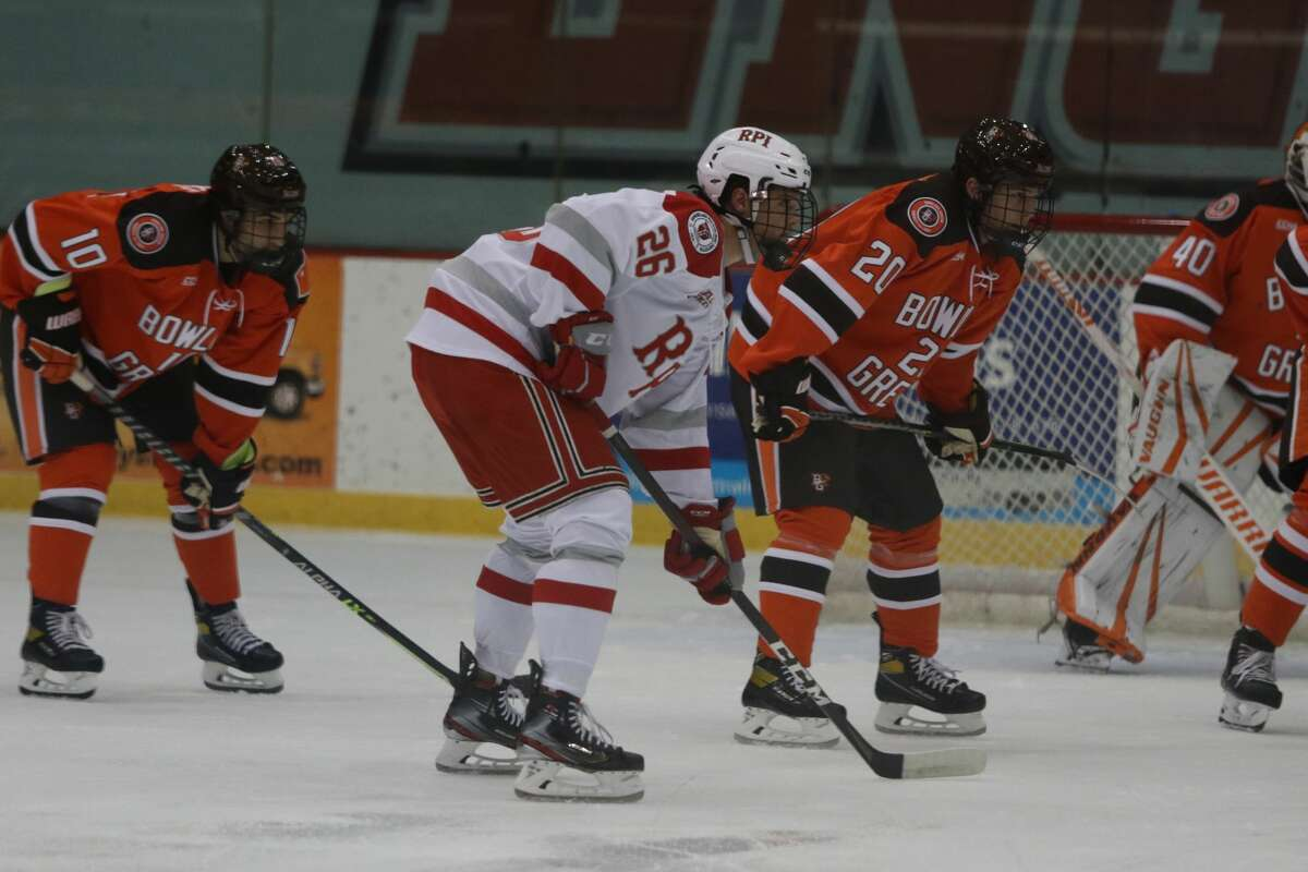 RPI forward Shane Sellar was impressed with what he saw as a competitor when he played at Dartmouth and decided he wanted to join the Engineers.