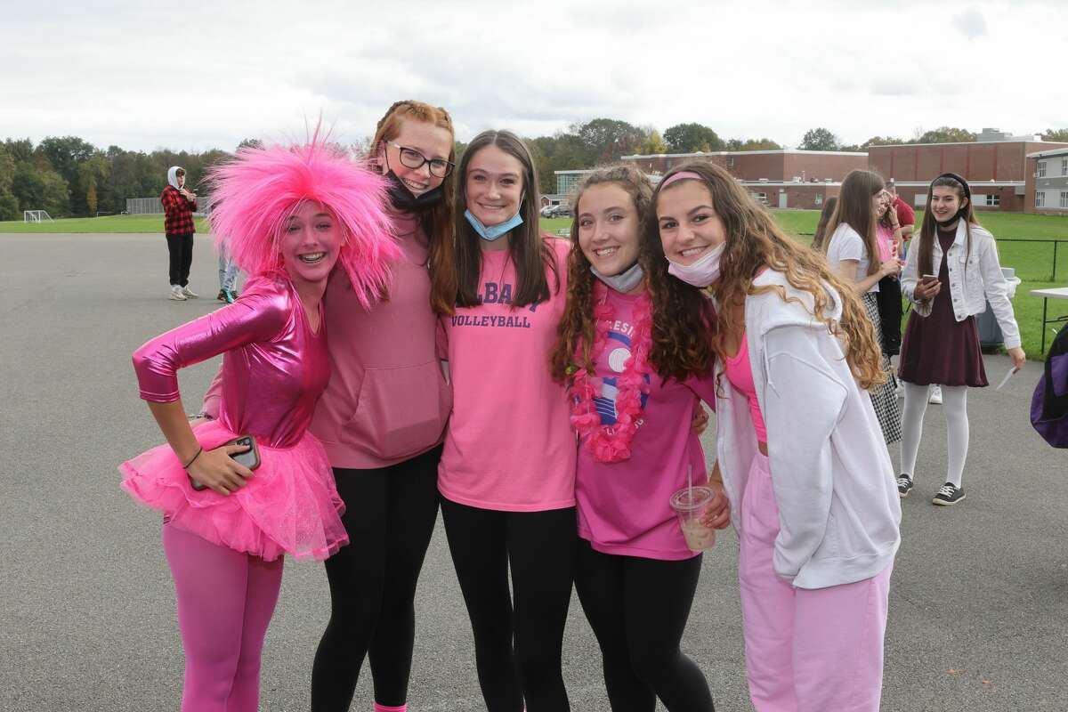 Were you Seen at the Burnt Hills-Ballston Lake homecoming game against Albany at Centennial Field in Burnt Hills on Saturday Oct. 9, 2021?