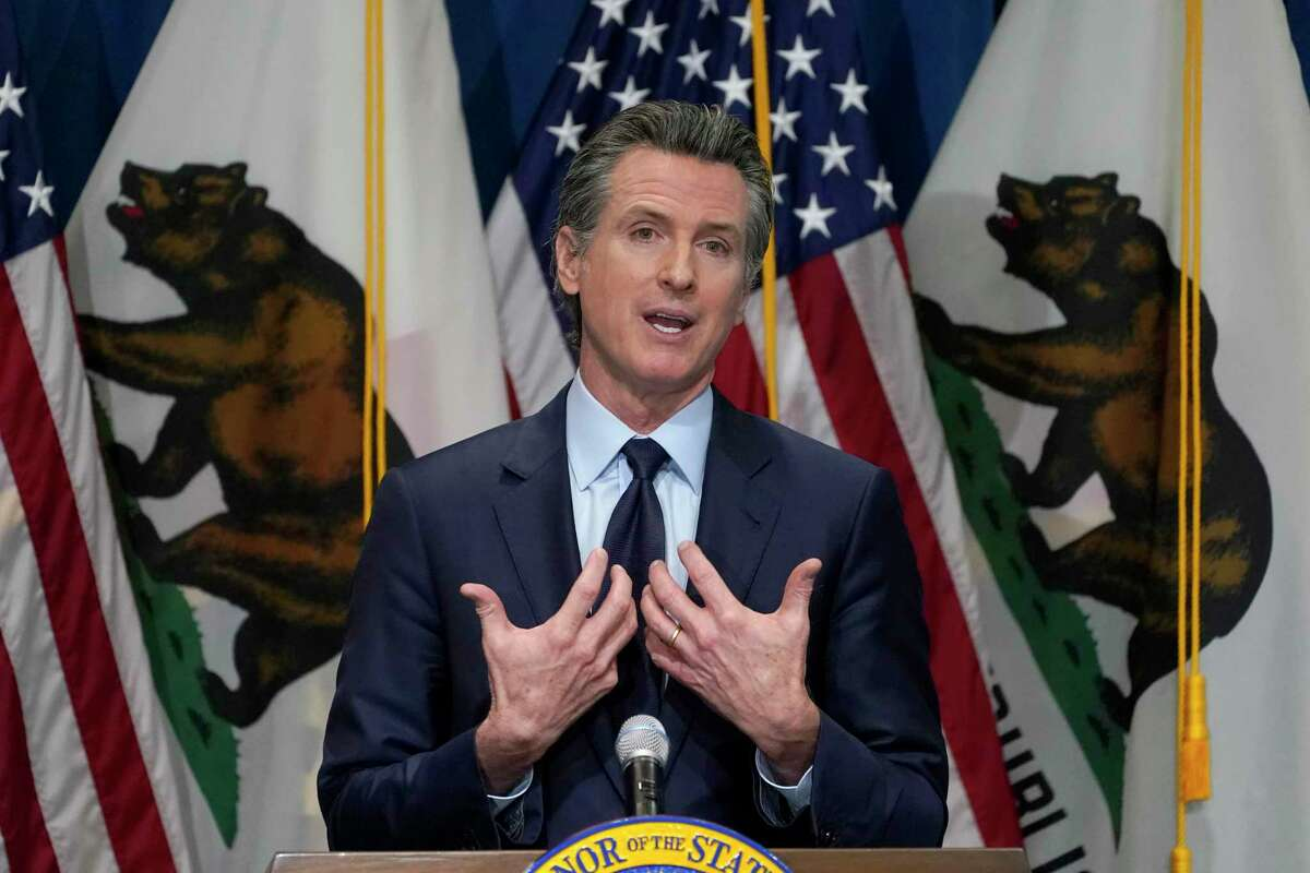 Gov. Gavin Newsom signed dozens of new bills into law as the deadline approached.