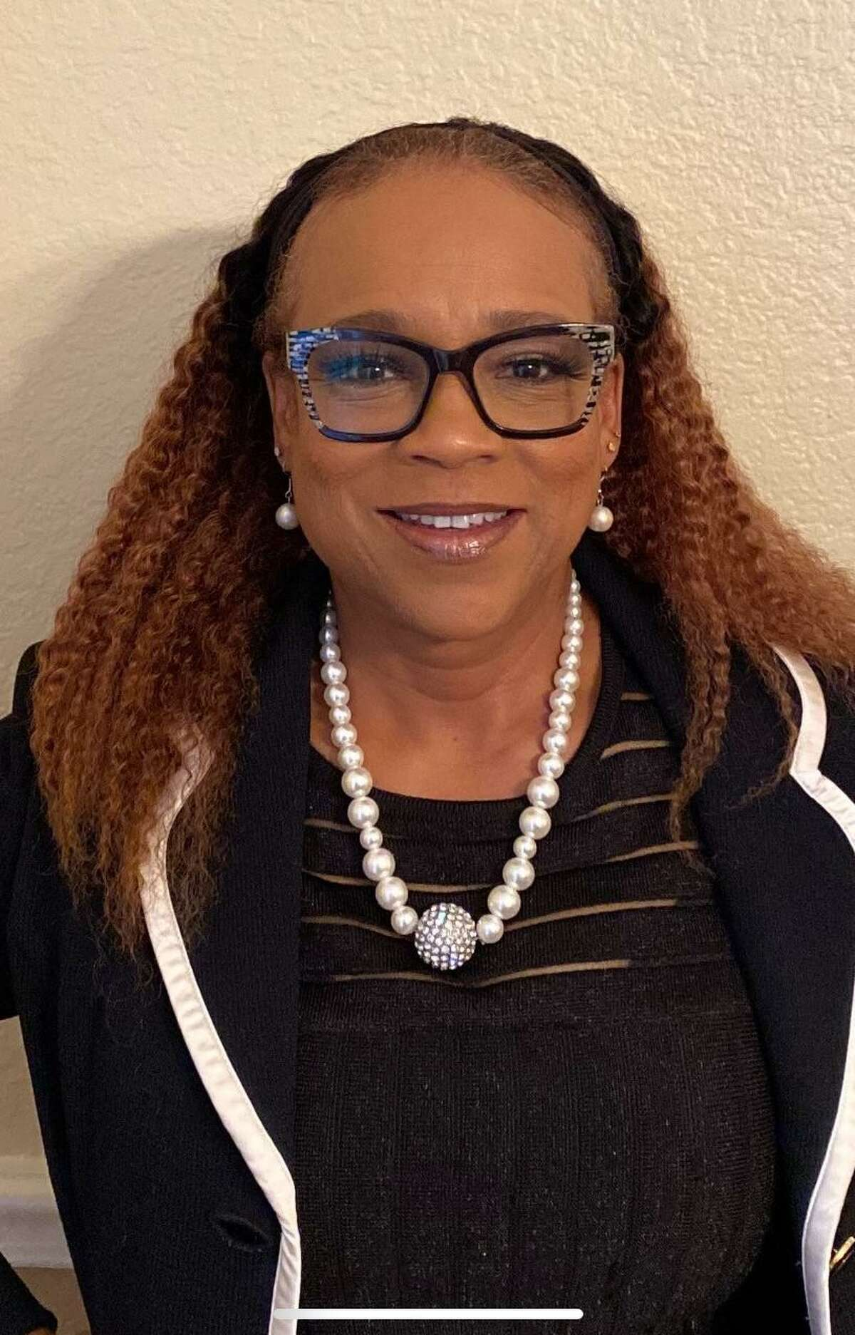 Houston ISD trustees appointed Myrna Guidry to the board's open District IX seat during a meeting on Dec. 8, 2020.