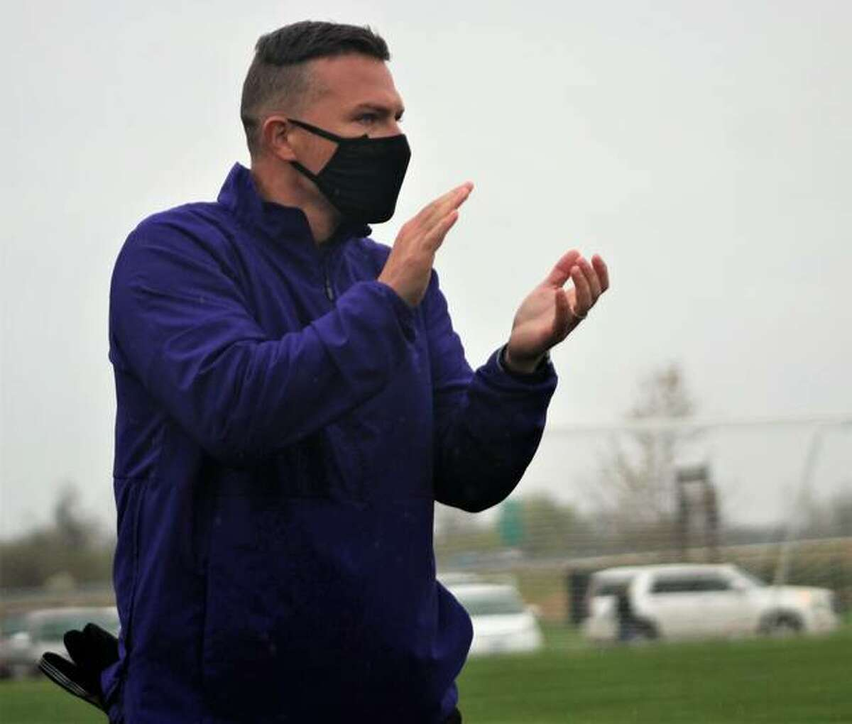 Civic Memorial soccer coach Derek Jarman's Eagles ran their record on the season to 17-2-1 with an 8-0 victory over Mount Vernon Saturday at the Bethalto Sports Complex.
