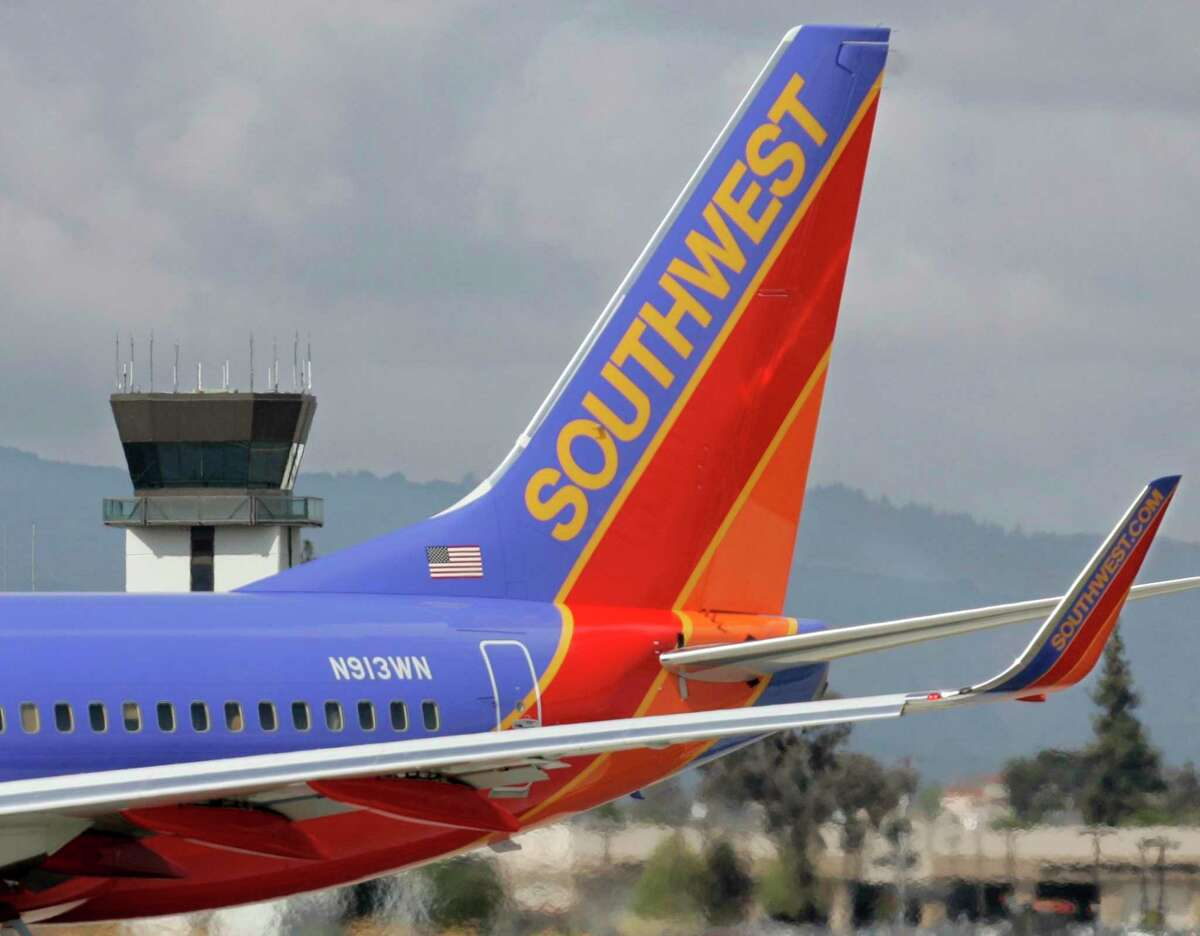Widespread cancellations and delays of Southwest Airlines flights, not fully explained, are plaguing Bay Area airports.