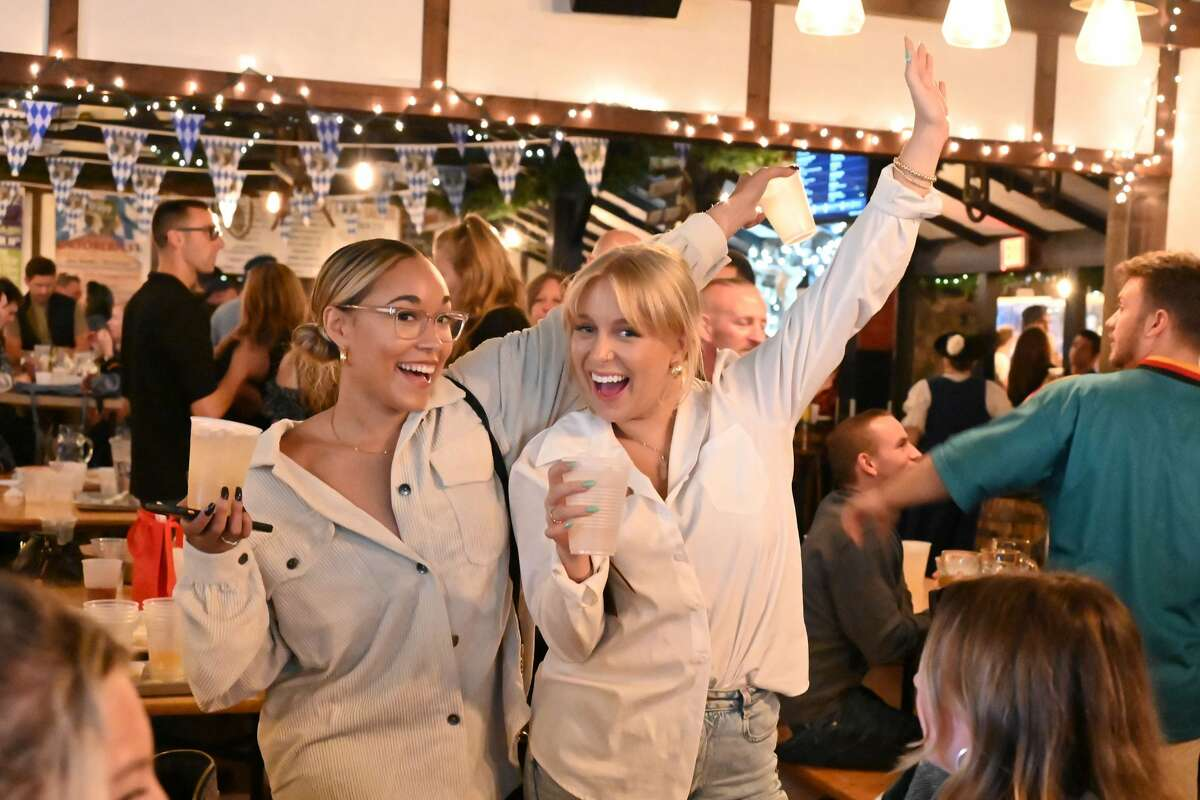 THC The Hops Company hosted its sixth annual Oktoberfest on Sunday, Oct. 10, 2021. The event featured beer, food, live music and HSV Bavaria Dancers. Were you SEEN?