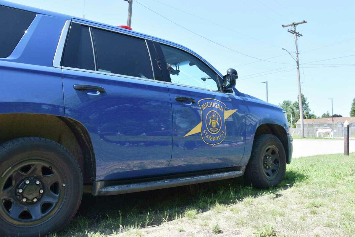 A Frankfort man is lodged at the Benzie County Jail and pending arraignment after a traffic stop last week. (File photo)