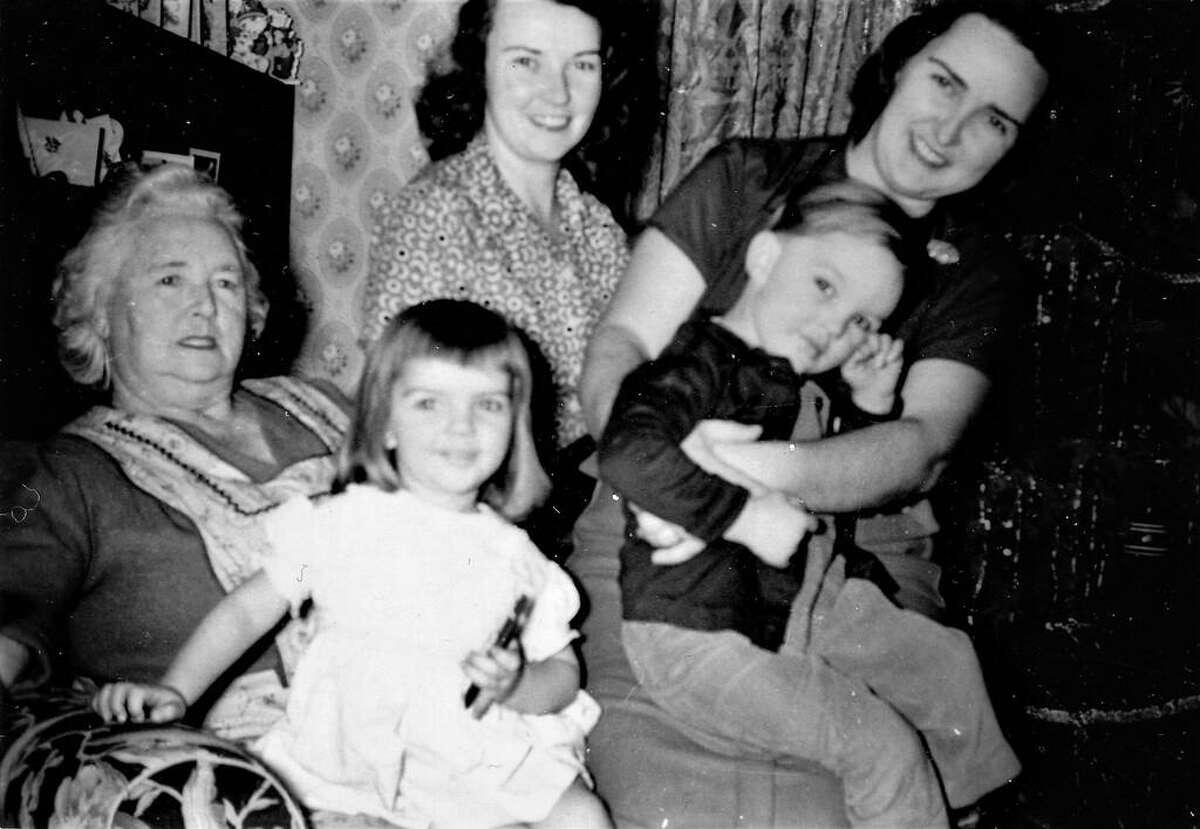 Jo Ann Jaacks' family
