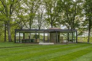 The Glass House is based in New Canaan.