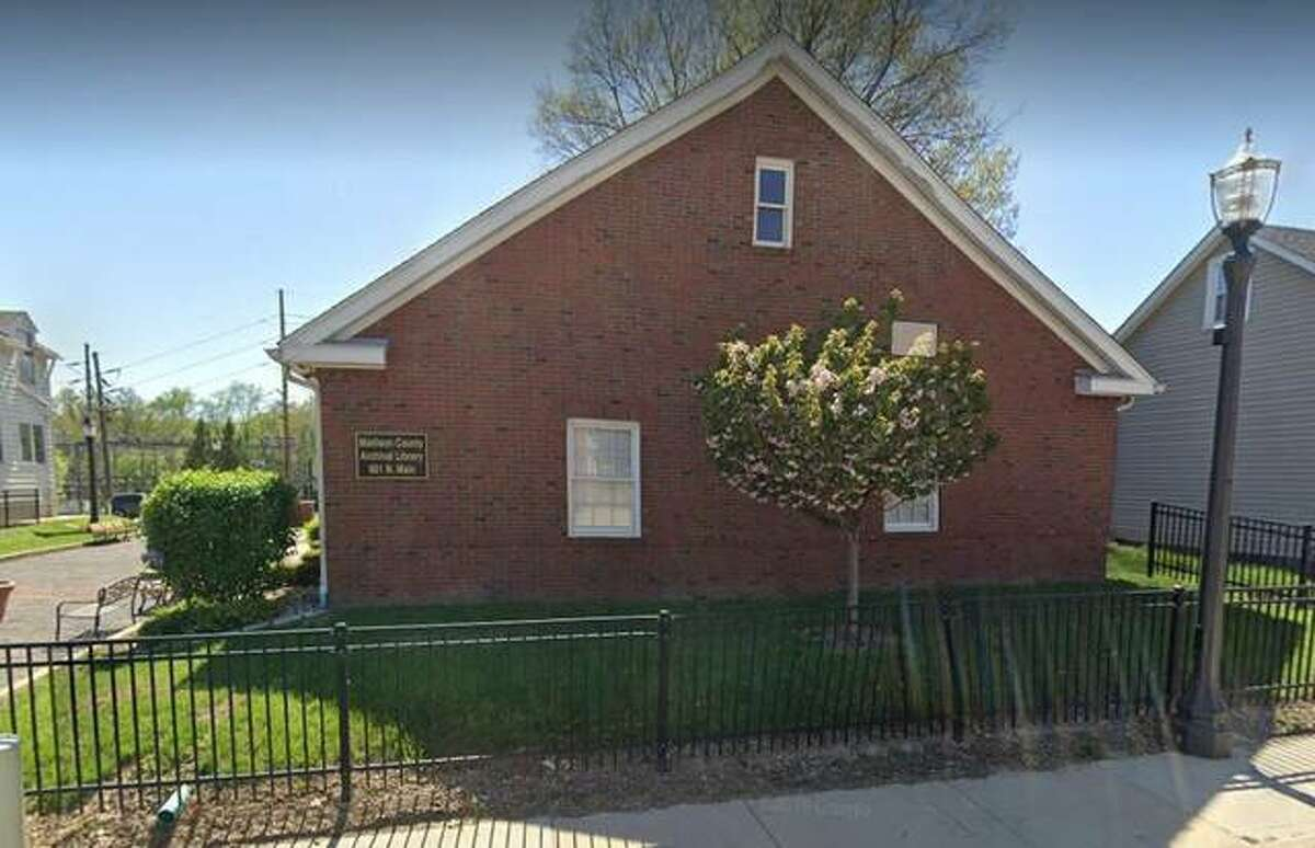 The Madison County Archival Library at 801 N. Main St., Edwardsville, remains open while the nearby museum undergoes renovations.
