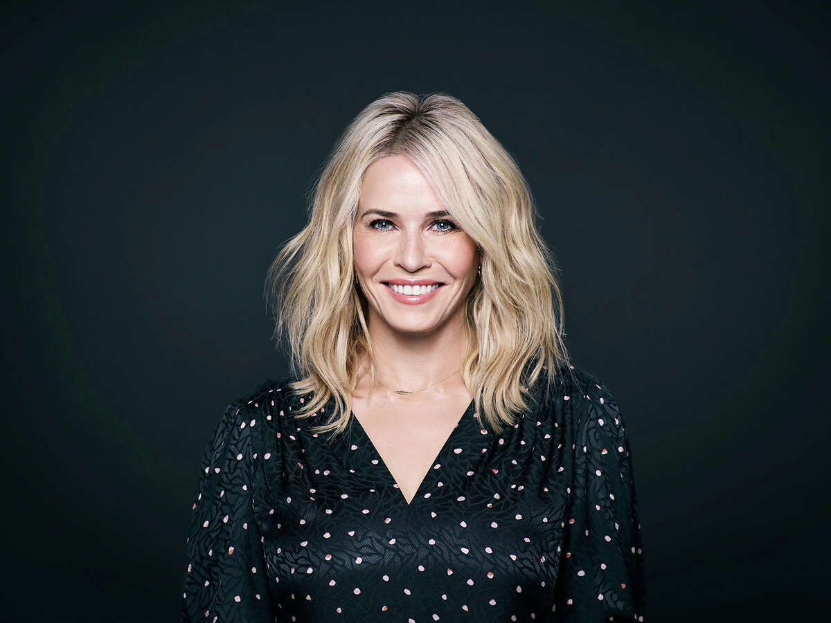 Stand-up comic, TV host and author Chelsea Handler will perform Friday, Oct, 15, 2021, at the Palace Theatre in Albany.