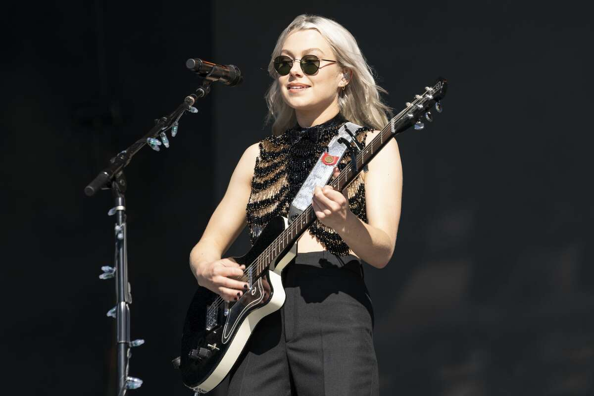 Phoebe Bridgers performs during Austin City Limits Music Festival at Zilker Park. (Photo by Erika Goldring/WireImage)
