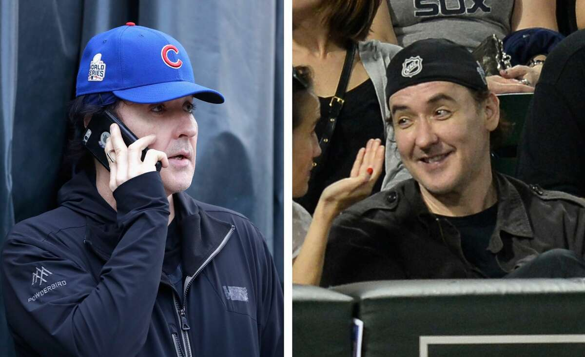 John Cusack has made it known that he's a fan of both the Cubs and the White Sox, which offends some Chicago sports fans.