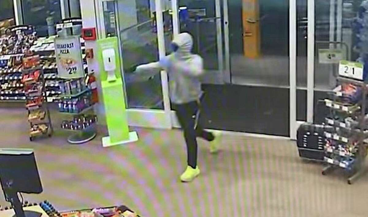 A man is expected to face charges in connection with three recent armed robberies after a detective witnessed the last incident in Wolcott, Conn., police said.