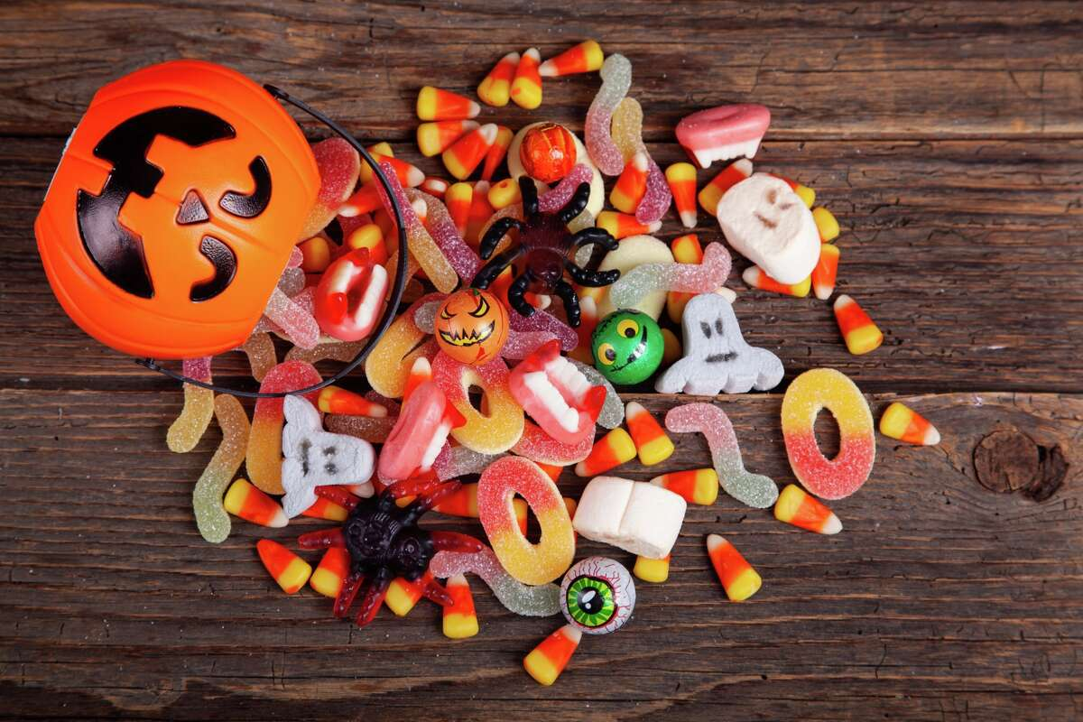 Who said less is more? Buy your Halloween candy in bulk so you can hand out more tasty treats.
