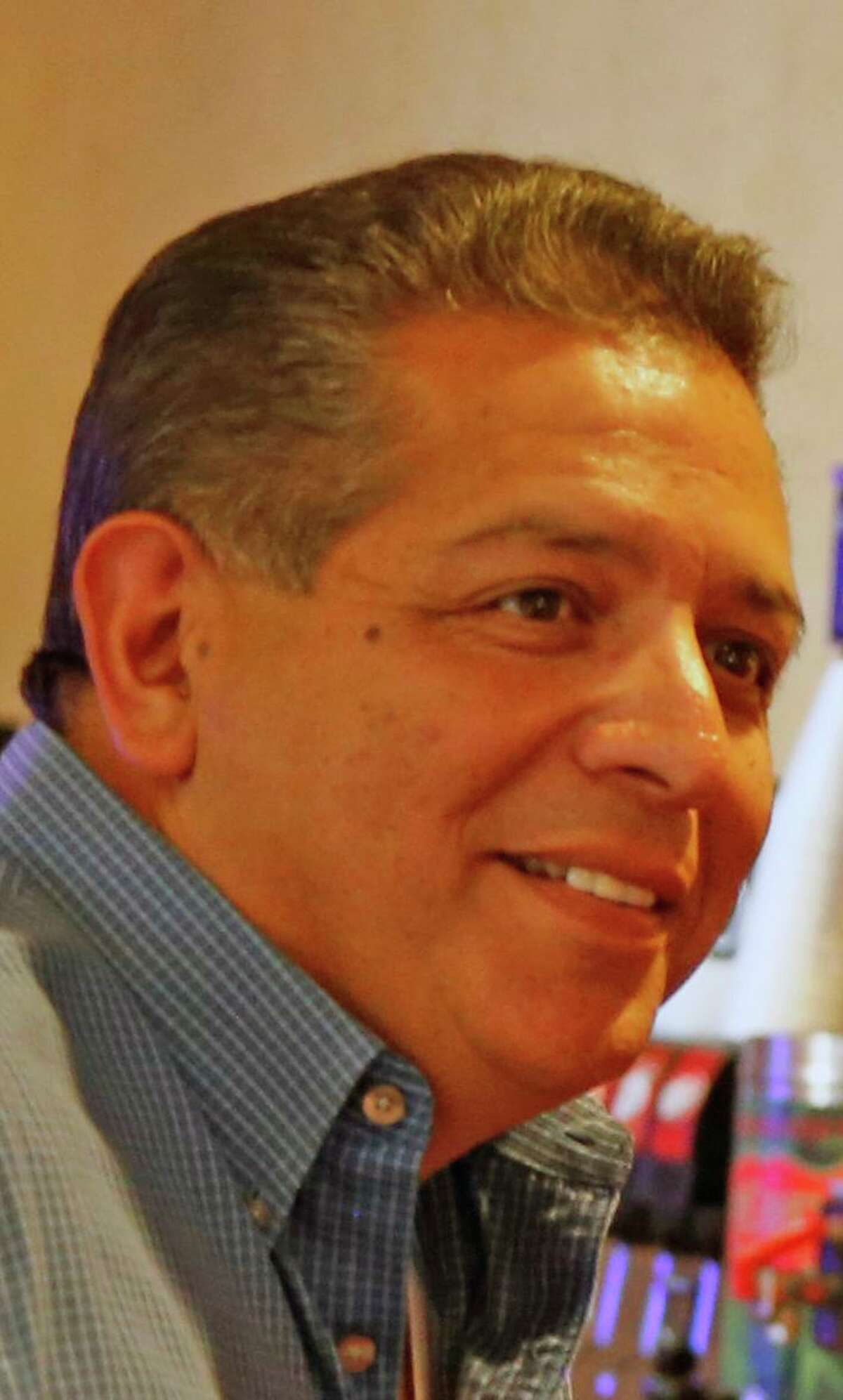 John Lujan is the Republican in a Nov. 2 runoff to serve Texas District 118.