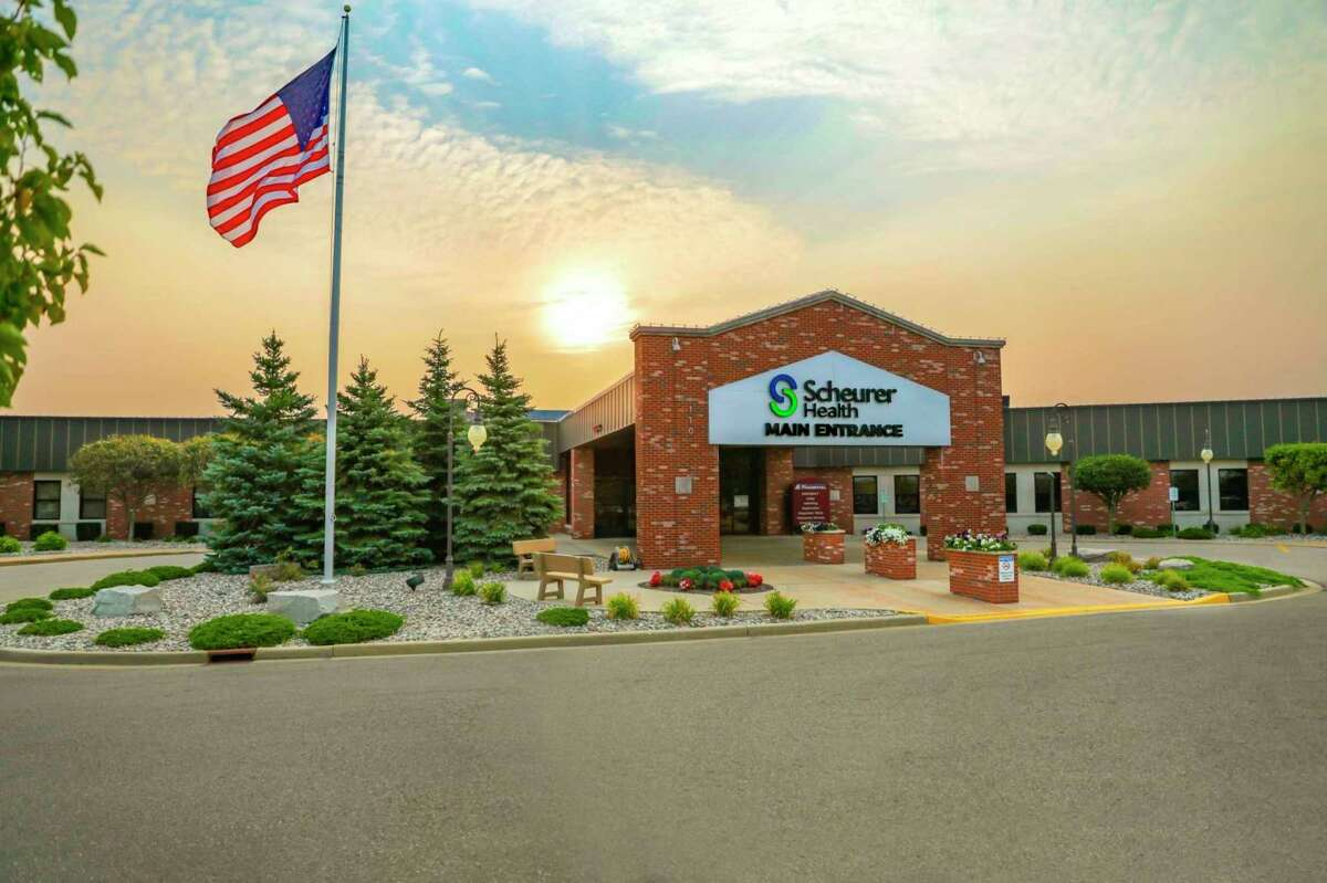 Despite a number of job openings at its Pigeon location, Scheurer Health officials say the openings representative of the current climate. (Tribune File Photo)
