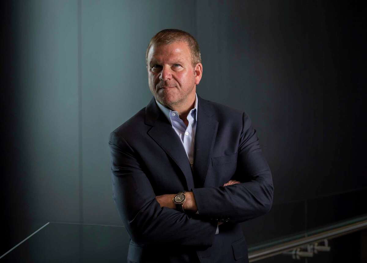 Tilman Fertitta talked money, yachts and wives in a Forbes cover story.