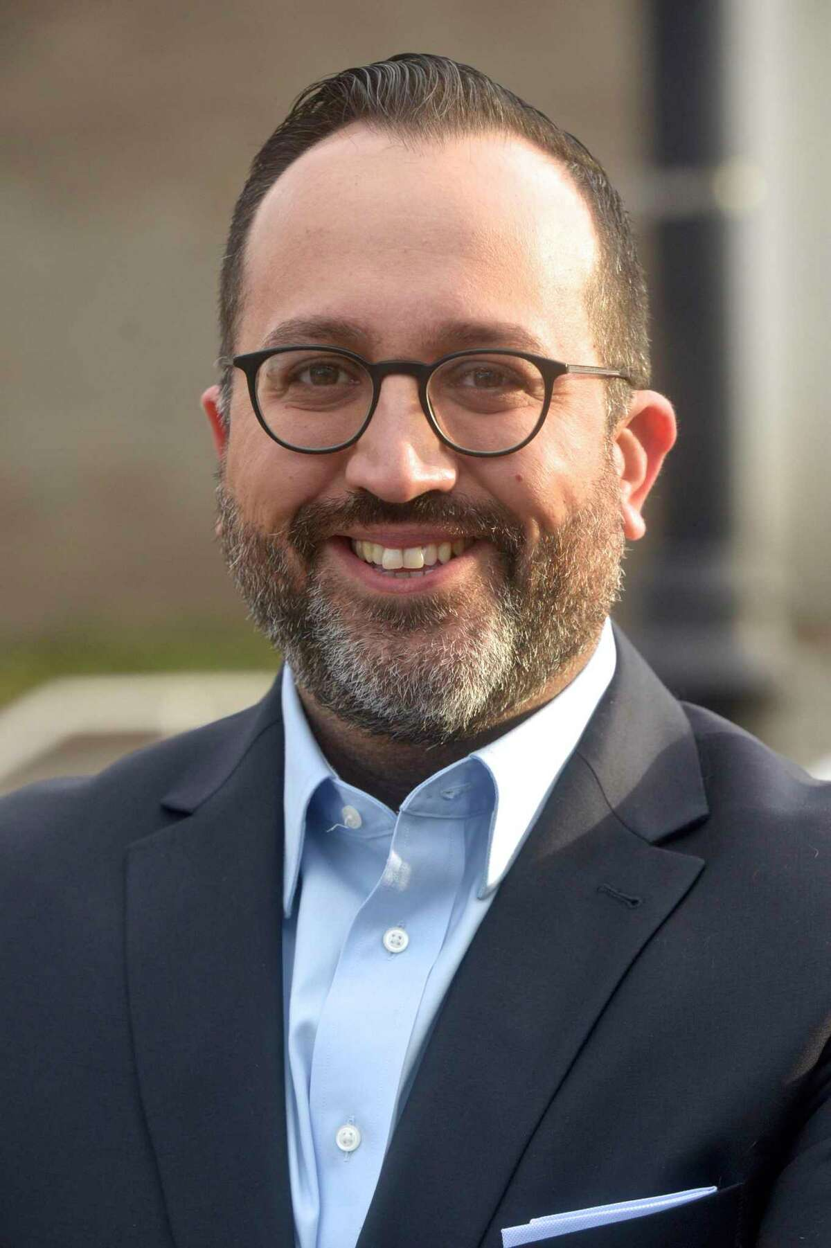 Democrat Roberto Alves, Danbury mayoral candidate.