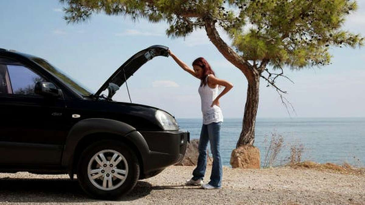 Getty Images When is a car not worth fixing?