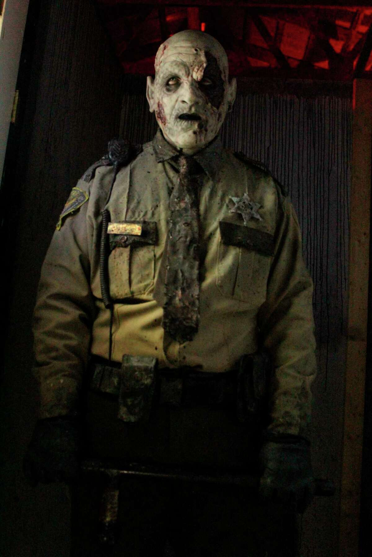 TheNorthwestern Michigan Fairgrounds, at3606 Blair Town Hall Road in Traverse Cityhas been the home for Screams in the Dark for thelast 10 years, and now it will likely be there one more yearbefore going to its newpermanent location that will be much larger.(Courtesy Photo)