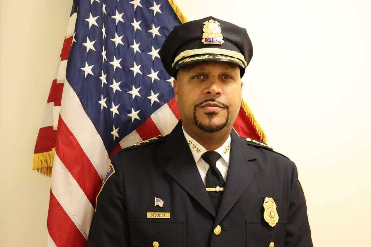 Shelton Police Chief Shawn Sequeira has been named one of the 2021 NAACP State of Connecticut 100 Most Influential Blacks in the State recipients - his second such recognition since being named chief.